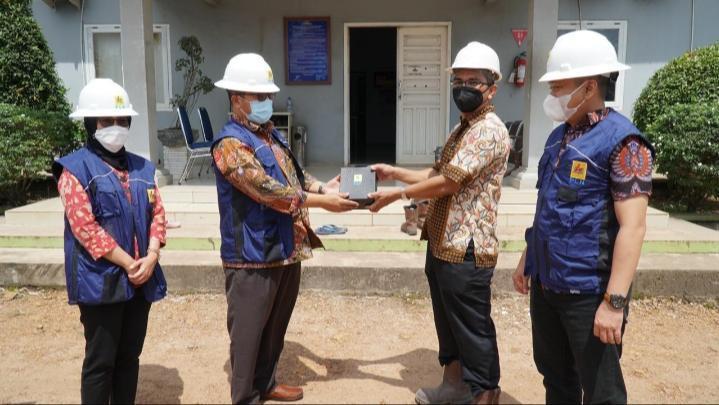 PLN Sambung Listrik 1,7 Juta VA Untuk Smelter di Belitung