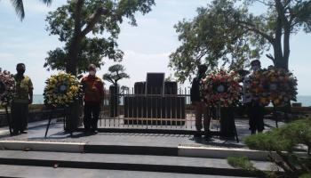 PMI Babar Ikuti Peringatan Tragedi Radji Beach