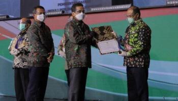 Babel Dianugerahi Provinsi Terbaik Daerah Peduli Konsumen Tahun 2019