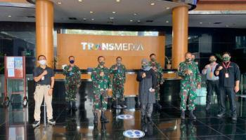 Sebagai Mitra, Media Massa Diharap Beritakan Program dan Kegiatan TNI AD