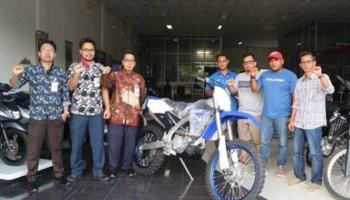 Owner Sirkuit Andri 1031 Boyong YZ250FX