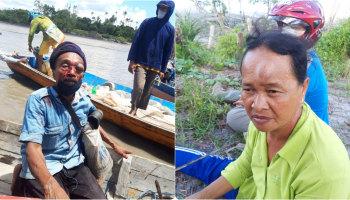 Aksi Damai Nelayan Kelabat Dalam Berujung Ricuh