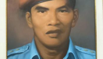 Danlanud - DPRD Beltim Usulkan Kembali Hanandjoeddin sebagai Pahlawan Nasional