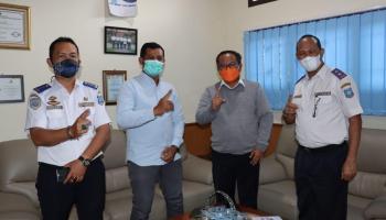 Dishub Dukung Touring Komunitas Pajero Indonesia ONE di Pulau Bangka