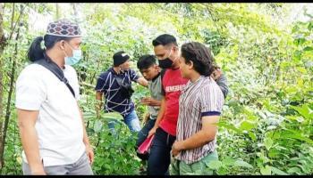 Dua Remaja Spesialis Curanmor Ditangkap Saat Pesta Sabu
