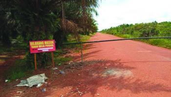 Izin Pabrik CPO PT. PUS Diduga Kadaluwarsa, Pihak Perusahaan 'Bungkam'