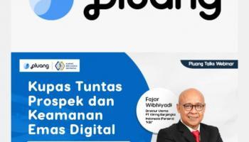 KBI Jamin Transaksi Investasi Emas di Bursa Berjangka