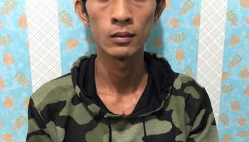 Kurir Sabu Senilai 70 Juta Ditangkap di Jalan Masjid Jamik