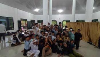 Meriahnya Liburan Bersama Alquran di Rumah Quran Cahaya