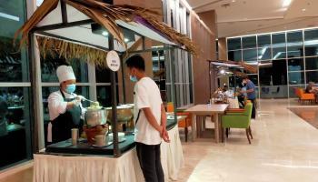 Novotel Bangka Hadirkan Kampoeng Ramadan Serasa Kampoeng Sendiri