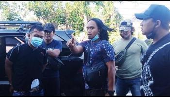 Tim Buser Naga Ciduk Dua Perampok Nasabah Bank  Lintas Provinsi