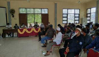 Warga Desak Perusahaan Tambak Udang di Merbau Lakukan Sosialisasi
